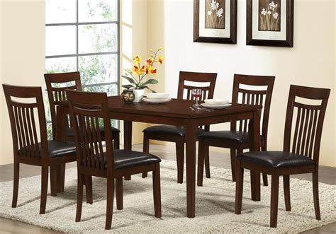 1804 Antique Oak Dining Room Set From Monarch (1804
