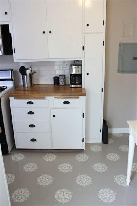 linoleum cuisine poser du lino dans votre demeure idées en photos