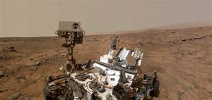 Mars Rover Curiosity May Have Found Fossilized Signs of Life