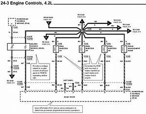 98 E250 4 2 No Power To Fuel Injectors