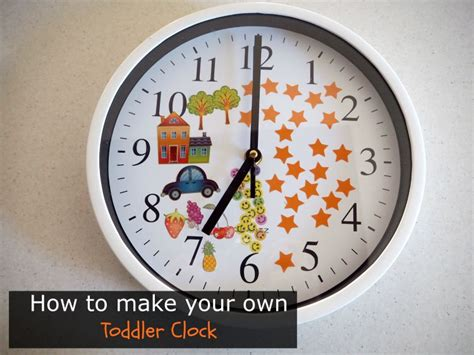 toddler clock go ask mum teaching kids to stay in bed how to make your