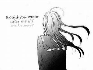Perfect Anime Quotes For Broken Hearted Person - OtakuKart