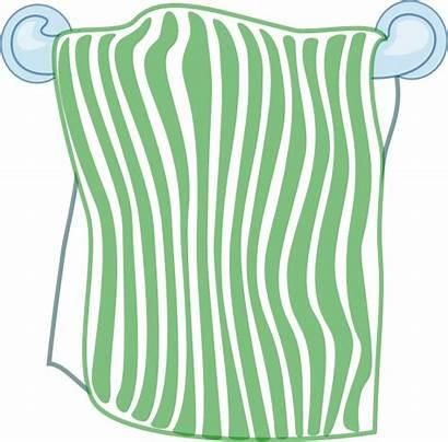 Towel Clipart Bath Towels Clip Vector Clker