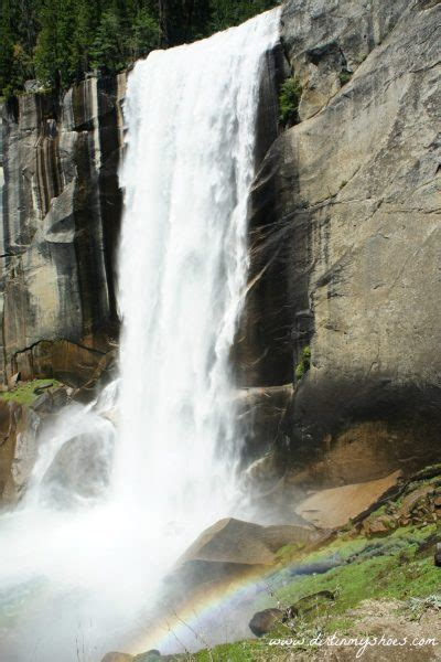 Hike Yosemite The Mist Trail