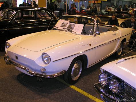 1962 Renault Caravalle Information And Photos Momentcar