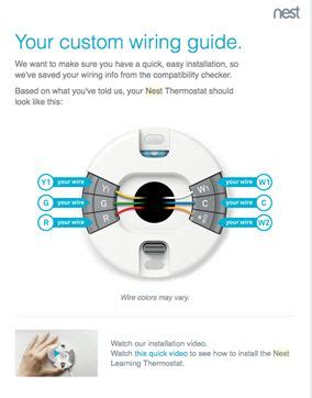 Custom Nest E Wiring Diagram by Psa Smart Thermostats Don T To Be Complicated Dgit