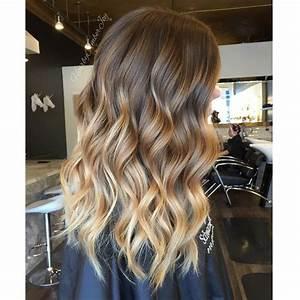 Ombré Hair Blond Foncé : 25 best light brown ombre ideas on pinterest light brown ombre hair light brown hair dye and ~ Nature-et-papiers.com Idées de Décoration