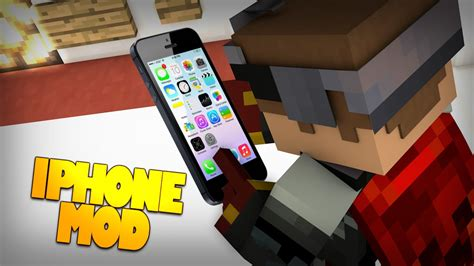 how to get minecraft for free on iphone minecraft mods iphone mod iphone 6s in minecraft