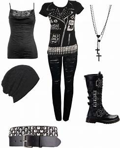 U0026quot;untitled #22u0026quot; by bvbsarmygal liked on Polyvore | CLOTHES~ | Pinterest | Emo outfits Emo and ...