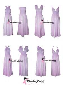 bridesmaid wrap dress eight way twist and wrap dresses style u101 weddingfactoryoutlet co uk wedding outlet