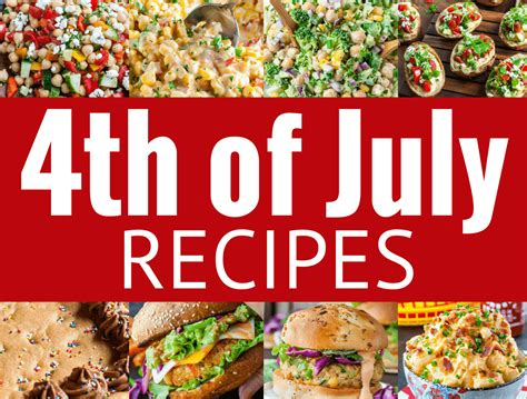 easy 4th of july recipes 25 easy 4th of july recipes peas and crayons