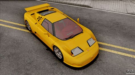 Special thanks to owner chris hrabalek for the loan of his eb 110 ss. Bugatti EB110 SS (US-Spec) 1992 IVF для GTA San Andreas