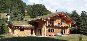 Maison Rondin Bois : construire sa maison en rondin de bois fuste maison ~ Melissatoandfro.com Idées de Décoration