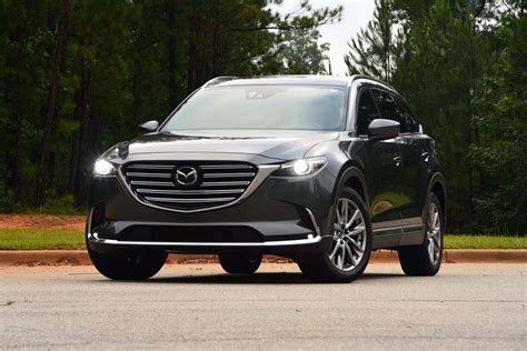 Review Mazda Cx 9 by Family Sized 2019 Mazda Cx 9 Signature Review