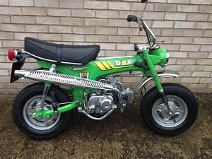 Honda St70 Honda Dax 1978 Restored With 100 U0026 39 S Of New Parts