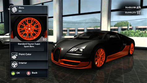Bugatti Tuner And Dealership Location Test Drive Unlimited