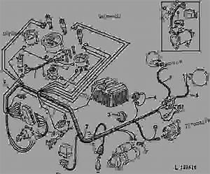 John Deere 820 Ignition Wiring Diagram
