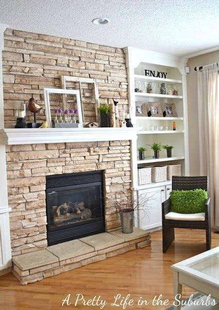 bookcases next to fireplace diy built in bookshelves fireplace fireplace makeover