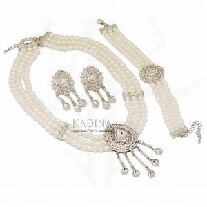bijoux orientaux argent With boutique mariage avec parure en or blanc