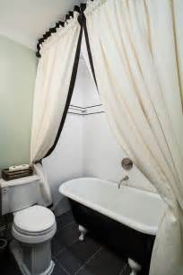 bathroom curtains ideas staggering clawfoot tub shower curtain ideas decorating ideas gallery in bathroom craftsman