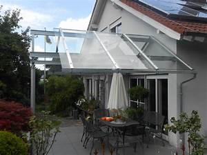 Carport Alu Glas : terrassen berdachungen und carports hermann g tz metallbau edelstahldesign ~ Whattoseeinmadrid.com Haus und Dekorationen