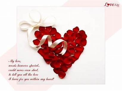 Quotes Wallpapers Heart Romantic