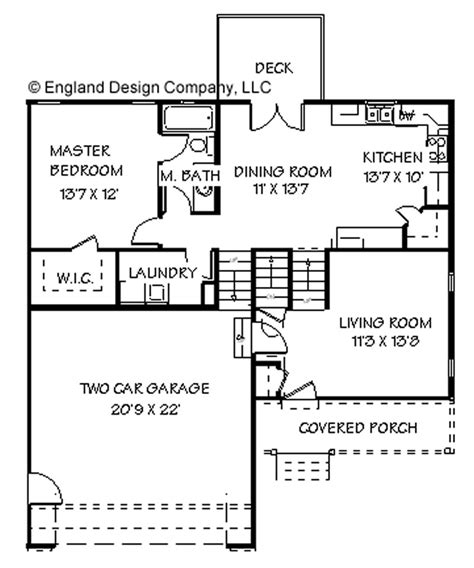 split level house plan carriage house plans split level house plans