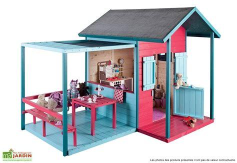 maison en bois enfant pas cher