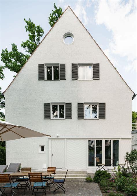 häuser aus den 50er jahren andreas ferstl architekten sanierung eines siedlungshauses aus den 50er jahren