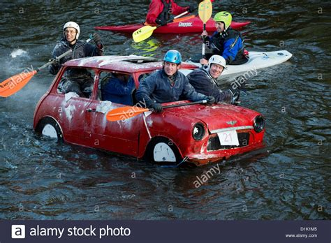 Car Boat Race Amsterdam by Floating Car Stock Photos Floating Car Stock Images Alamy