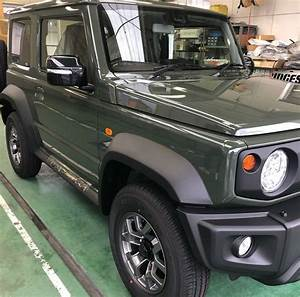Suzuki Jimny 2018 Model : 2018 suzuki jimny suv awd in electric blue with offroad accessories ~ Maxctalentgroup.com Avis de Voitures