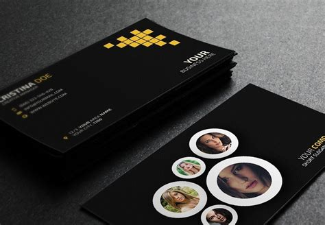 Free Photography Business Card Template Psd Business Card Size Cm Ai Template Png Holder Wallet Rules Unique Cards Front And Back Cvs
