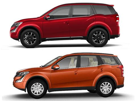 New Mahindra Xuv 500 2018 Vs Old Xuv 500 The Differences