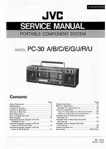 Jvc Pc30
