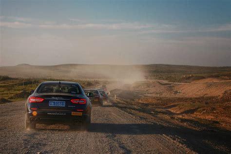 maserati road maserati 100 road to modena tour enters russia gtspirit
