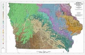Igs Maps Show Iowa Counties What Lies Beneath  U2013 Iihr