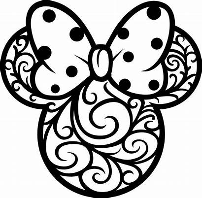 Minnie Mouse Mickey Tattoo Clipart Heaven Drawings