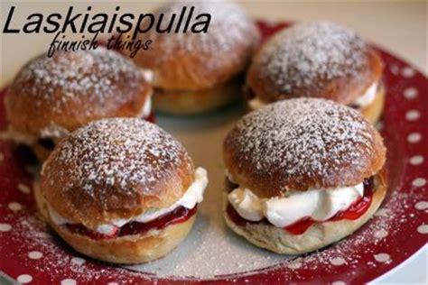 Laskiaispulla  Sweet Cardamom Buns  Alternative Finland