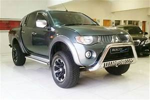 2007 Mitsubishi Triton 2 5di D 4x4 Double Cab Cars For