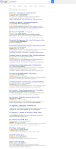 googles search listings update potential blow  seo