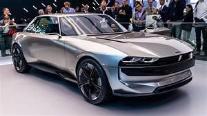 Peugeot E Concept : peugeot e legend concept is a modern take on the iconic 504 ~ Melissatoandfro.com Idées de Décoration