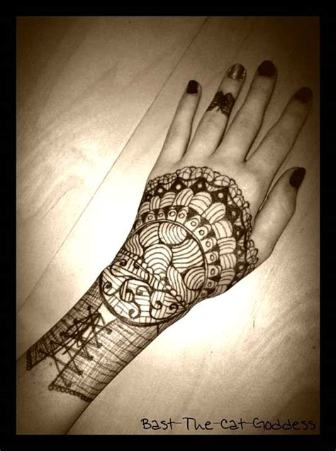 Permalink to Heart Tattoo Mehndi