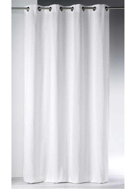 rideau tiss 233 de fils m 233 talliques blanc gris