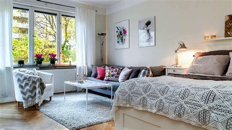 Ideas For Small One Bedroom Apartments by Studio Interior Design Ideas The Artistic Approach To