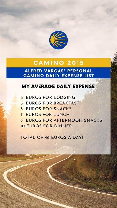 El Camino de Santiago: My budget, schedule and how I met ...