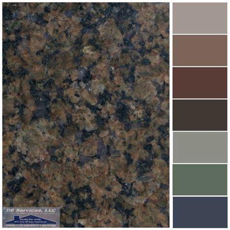25  best ideas about Brown Granite on Pinterest