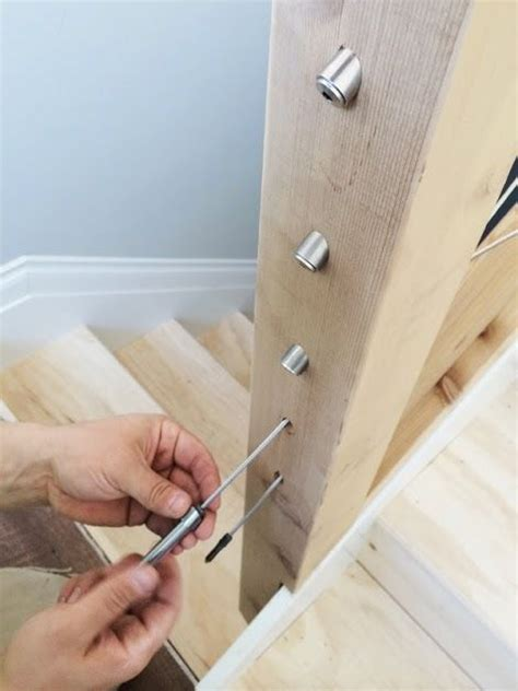 images  diy cable railing kits  pinterest