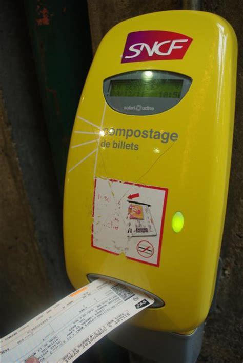 Changer Billet Prime Sncf by Echange Billet De Sncf En Ligne R 233 Unions Workopolis