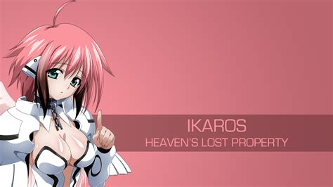 Ikaros Anime Wallpaper - heaven s lost property 4k ultra hd wallpaper background