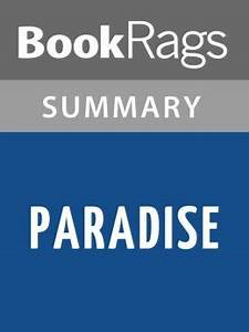 Paradise by Toni Morrison l Summary & Study Guide by ...